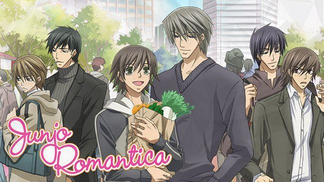 Temporada romantica Junjou fecha 4 de liberación Photo