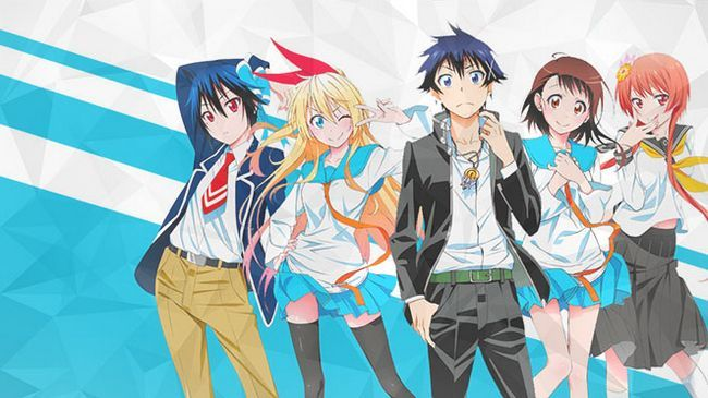 Temporada nisekoi fecha 2 de liberación Photo