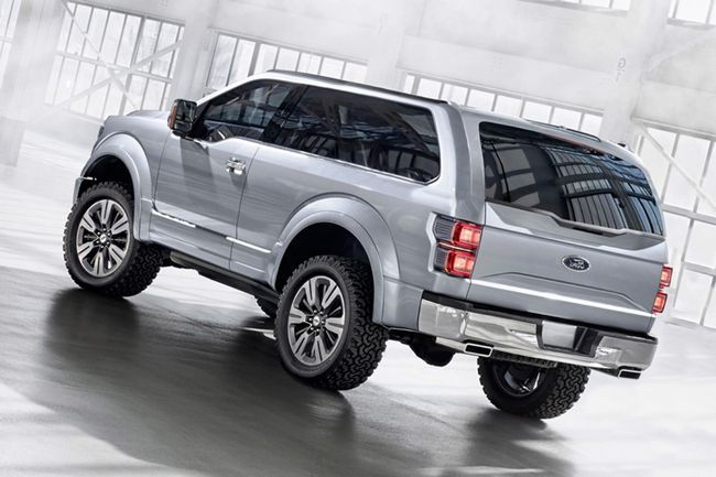 2016 Ford Bronco Fecha De Lanzamiento