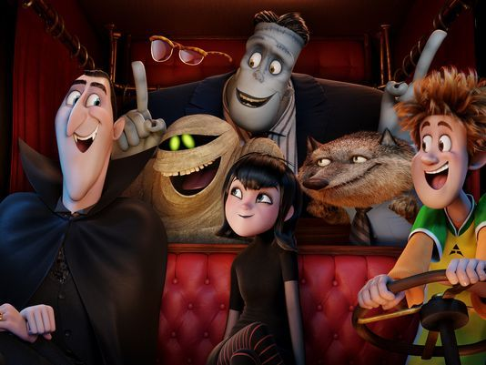 Hotel Transylvania 2 Photo