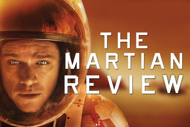 TheMartianREVIEW