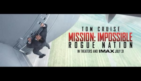 Misión imposible fecha de lanzamiento Rogue Nation - el 31 de july el año 2015 Photo