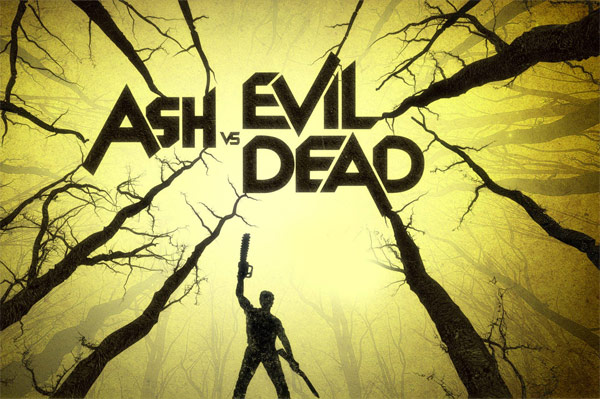 Ash vs. Evil Dead Starz Original Series Season 1 Erscheinungsdatum Photo