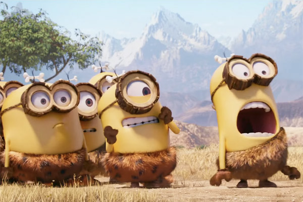 'Despicable Me 3' Release Date