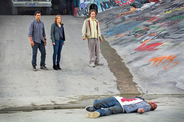 Fear the Walking Dead Staffel 2 Erscheinungsdatum