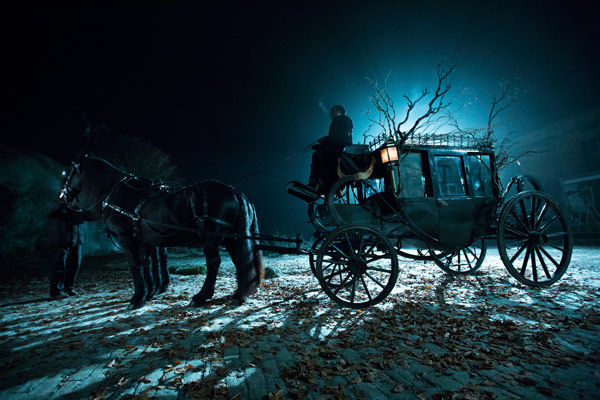 Jonathan Strange & Mr. Norrell Staffel 2 Erscheinungsdatum Photo