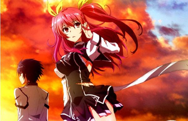 Rakudai Kishi No Cavalry Staffel 2